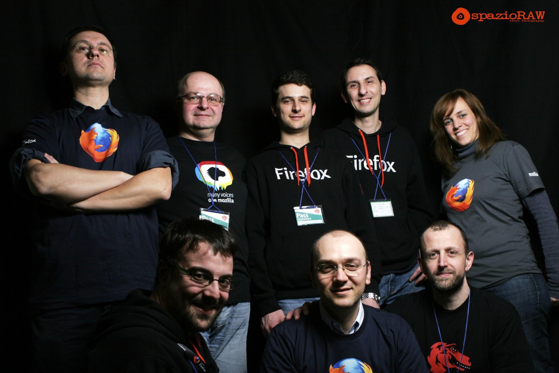 Gruppo Mozilla Italia a Fa La Cosa Giusta 2013, foto di SpazioRAW.it